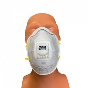 Masca FFP1 3M cu valva 8812