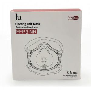 Masca FFP3 JU, cu valva