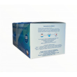 Masti medicale chirurgicale IIR, made in RO, 50buc