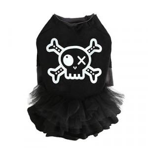 Rochie caini Puppy Angel Pirate TuTu- PA-DR192