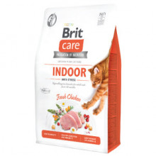 Brit Care Cat GF Indoor Anti-Stress 2 kg