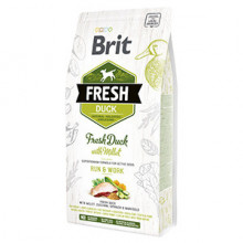 Brit Fresh Duck and Millet Active 2.5 kg