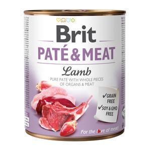 Brit Pate and Meat Lamb 800 g