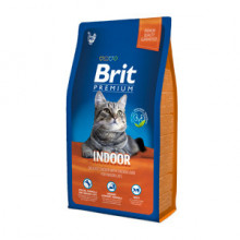 Brit Premium Cat Indoor 8 kg