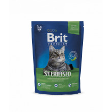 Brit Premium Cat Sterilised 1.5 kg