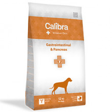 Calibra VD Dog Gastrointestinal and Pancreas 12 kg
