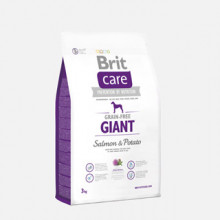 Brit Care Grain-free giant, salmon and potato 3kg