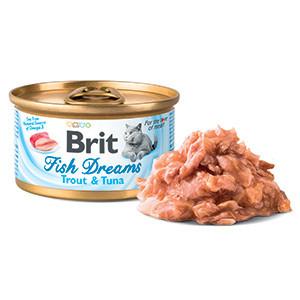Brit Fish Dreams Trout and Tuna 80 g