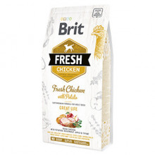 Brit Fresh Chicken and Potato Adult 2.5 kg