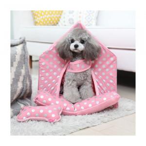 Casa caini Pinkaholic Chic Tent