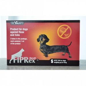 Fiprex S caini 2-10kg