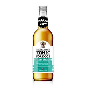 Woof&Brew Tonic Respiratie proaspata 60 portii