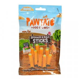 Benevo Dog Sticks Spanac&Kale 120g