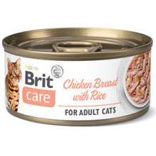 Brit Care Cat Chicken Brest With Rice 70 g