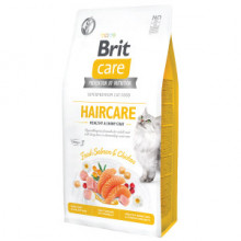 Brit Care Cat GF Haircare Healthy and Shiny Coat 7 kg