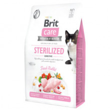 Brit Care Cat GF Sterilized Sensitive 2 kg