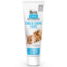 Brit Care Cat Paste Cheese Cream Enriched With Prebiotics 100 g