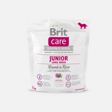 Brit Care Junior Large Breed Lamb and Rice 1 kg
