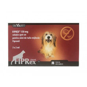 Fiprex M caini 10-20kg
