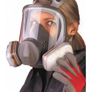 Masca 3M full face 6700/6800/6900 + filtre gaze/biologice 6099