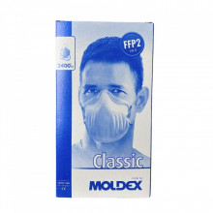Masca FFP2 Moldex 2400 fara valva