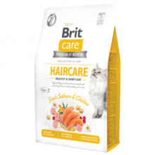 Brit Care Cat GF Haircare Healthy and Shiny Coat 2 kg
