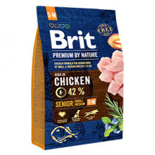 Brit Premium by Nature Senior S plus M 3 kg