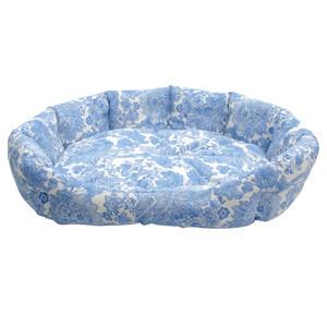 Culcus vatelina marimea 3 (45x55x16 cm) albastru