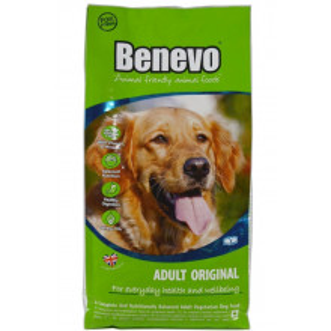 Hrana uscata vegetariana Benevo, ingrediente naturale, 15Kg, pentru caini