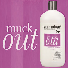 Sampon Animology pentru Cai - Muck Out