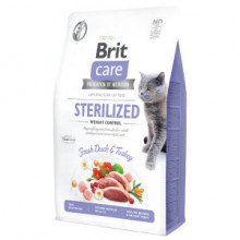 Brit Care Cat GF Sterilized Weight Control 2 kg