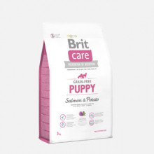 Brit Care Grain-free Puppy Salmon and Potato 3kg