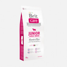 Brit Care Junior Large Breed Lamb and Rice 12 kg