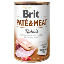 Brit Pate and Meat Rabbit 400 g