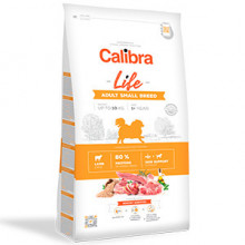 Calibra Dog Life Adult Small Breed Lamb 6 kg