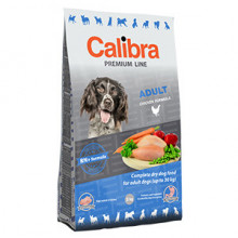 Calibra Dog Premium Adult 3 kg NEW