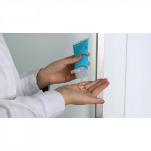 Gel igienizant cu 70% alcool fara clatire pentru maini (75 ml)