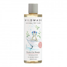 Sampon pisici WildWash Perfect Cat 250ml