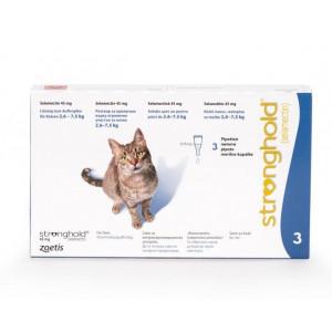 Stronghold 45mg pisici 2.5-7.5kg