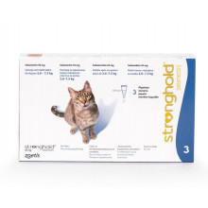Stronghold 45mg pisici 2.6-7.5kg
