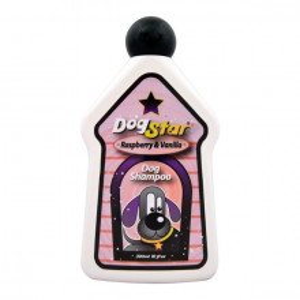 Sampon caini DogStar Raspberry & Vanilla 300ml