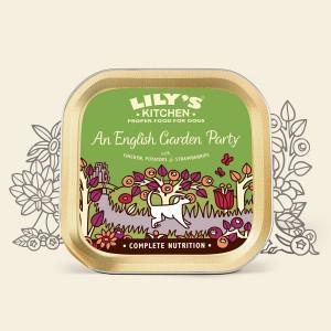 Hrana umeda Lily's Kitchen, ingrediente Naturale, cu Pui, 150g, pentru caini