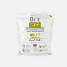Brit Care Adult Small Breed Lamb and Rice 1 kg