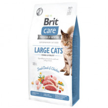 Brit Care Cat GF Large Cats Power and Vitality 7 kg