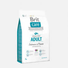 Brit Care Grain-free Adult Salmon and Potato 3 kg
