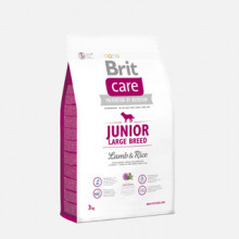 Brit Care Junior Large Breed Lamb and Rice 3 kg