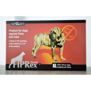 Fiprex XL caini 40-60kg