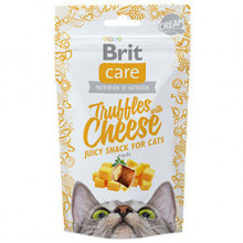Brit Care Cat Snack Truffles Cheese 50 g