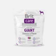 Brit Care Grain-free Giant Salmon and Potato 1 kg