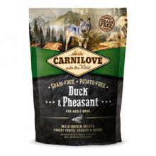 Carnilove Duck and Pheasant Adult Dog 1.5 kg